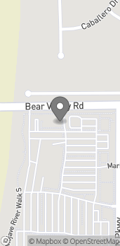 Map of 18805 Bear Valley Rd in Apple Valley