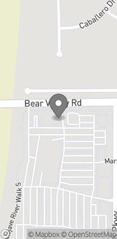 Mapa de 18805 Bear Valley Rd en Apple Valley