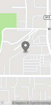 Mapa de 1113 South Mission Road en Fallbrook