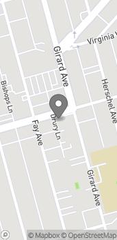 Map of 941 Pearl St in La Jolla