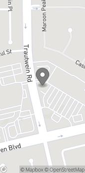 Mapa de 8956 Trautwein Road en Riverside