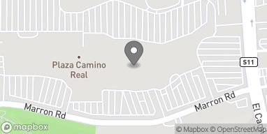 Mapa de 2525 El Camino Real en Carlsbad