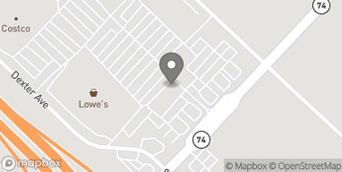 Mapa de 29273 Central Avenue en Lake Elsinore