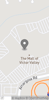 Map of 14400 Bear Valley Rd in Victorville