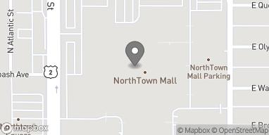 Map of 4750 N Division in Spokane