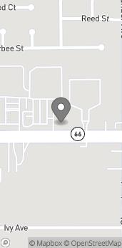 Mapa de 16232 Foothill Blvd en Fontana