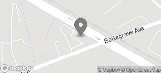 Map of 10015 Bellegrave Ave. in Riverside