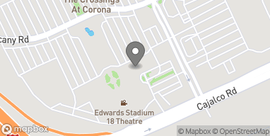 Map of 2690 Tuscany St in Corona