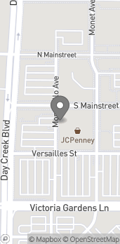 Map of 7875 Monticello Avenue in Rancho Cucamonga