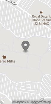 Mapa de One Mills Circle en Ontario