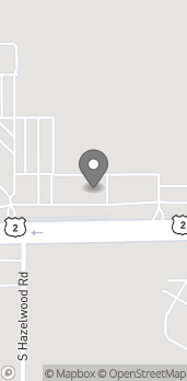 Map of 10258 Sunset Highway in Airway Heights