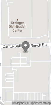 Mapa de 12585 Cantu Galleano Ranch Rd en Mira Loma
