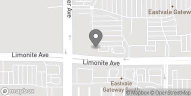 Map of 12569 Limonite Ave in Mira Loma