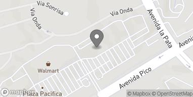 Mapa de 979 Avenida Pico en San Clemente