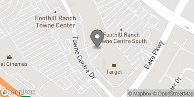 Map of 26756 Portola Pkwy in Foothill Ranch