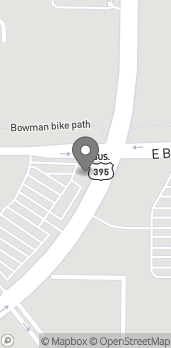 Mapa de 901 S China Lake Blvd en Ridgecrest