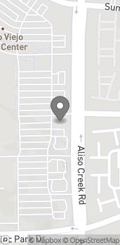 Map of 26811 Aliso Creek Rd in Aliso Viejo