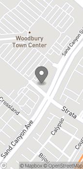 Mapa de 6328 Irvine Blvd en Irvine