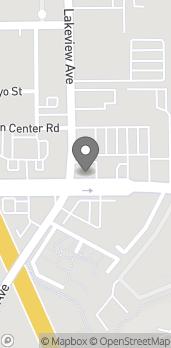 Map of 18503 Yorba Linda Blvd in Yorba Linda