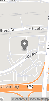 Map of 1015 Nogales St in Rowland Heights