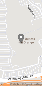 Map of 20 The City Dr S in Orange