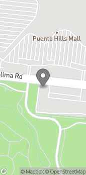 Map of 17342 Colima Rd in Rowland Heights