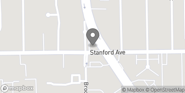 Mapa de 12721 Brookhurst St en Garden Grove