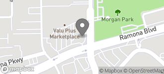 Map of 14155 Ramona Blvd. in Baldwin Park