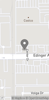 Map of 7501 Edinger Avenue in Huntington Beach