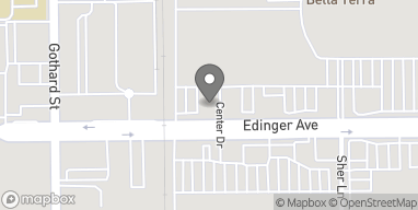 Mapa de 7501 Edinger Avenue en Huntington Beach