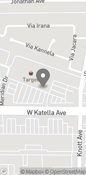 Map of 6847 Katella Avenue in Cypress