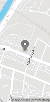 Map of 10761 Valley Blvd in El Monte