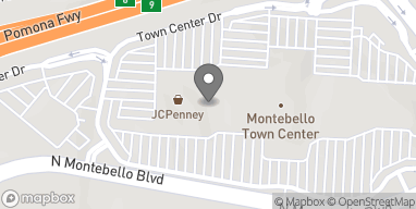 Map of 1715 Montebello Town Center Dr in Montebello