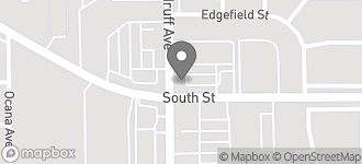 Map of 5610 Woodruff Ave. in Lakewood