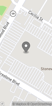 Map of 165 Stonewood St in Downey