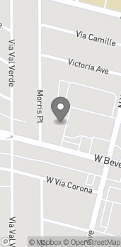 Map of 2242 W Beverly Blvd in Montebello