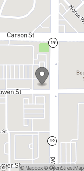 Map of 4001 Lakewood Blvd in Long Beach