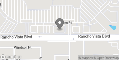 Map of 1201 W Rancho Vista Blvd in Palmdale