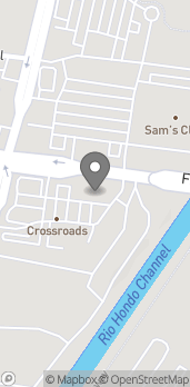 Mapa de 5840 Firestone Blvd en South Gate