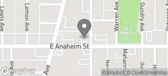 Map of 1199 East Anaheim in Long Beach