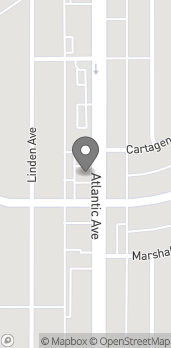 Map of 4105 Atlantic Ave in Long Beach