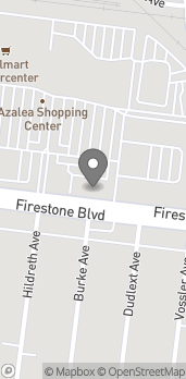 Mapa de 4705 Firestone Blvd en South Gate