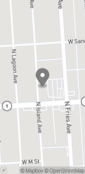 Mapa de 317 W Pacific Coast Hwy en Wilmington