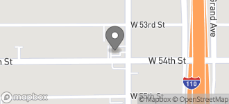 Map of 5325 S. Figueroa St. in Los Angeles