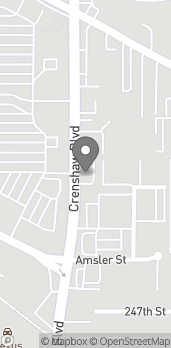 Mapa de 24520 Crenshaw Blvd en Torrance