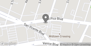 Map of 4700 W Pico Blvd in Los Angeles