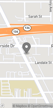 Map of 4444 Lankershim Blvd in North Hollywood
