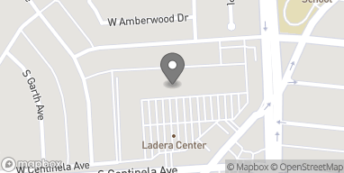 Map of 5323 W Centinela Blvd in Los Angeles