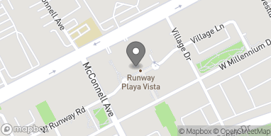 Map of 12746 Jefferson Blvd in Playa Vista