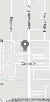 Map of 6171 Sepulveda Boulevard in Van Nuys